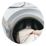 Washing and laundry services for tenants to use